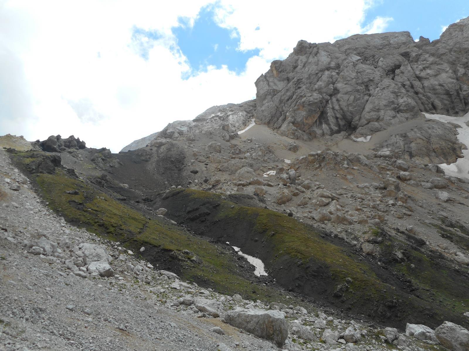 Pas d'Ombretta (2702m)