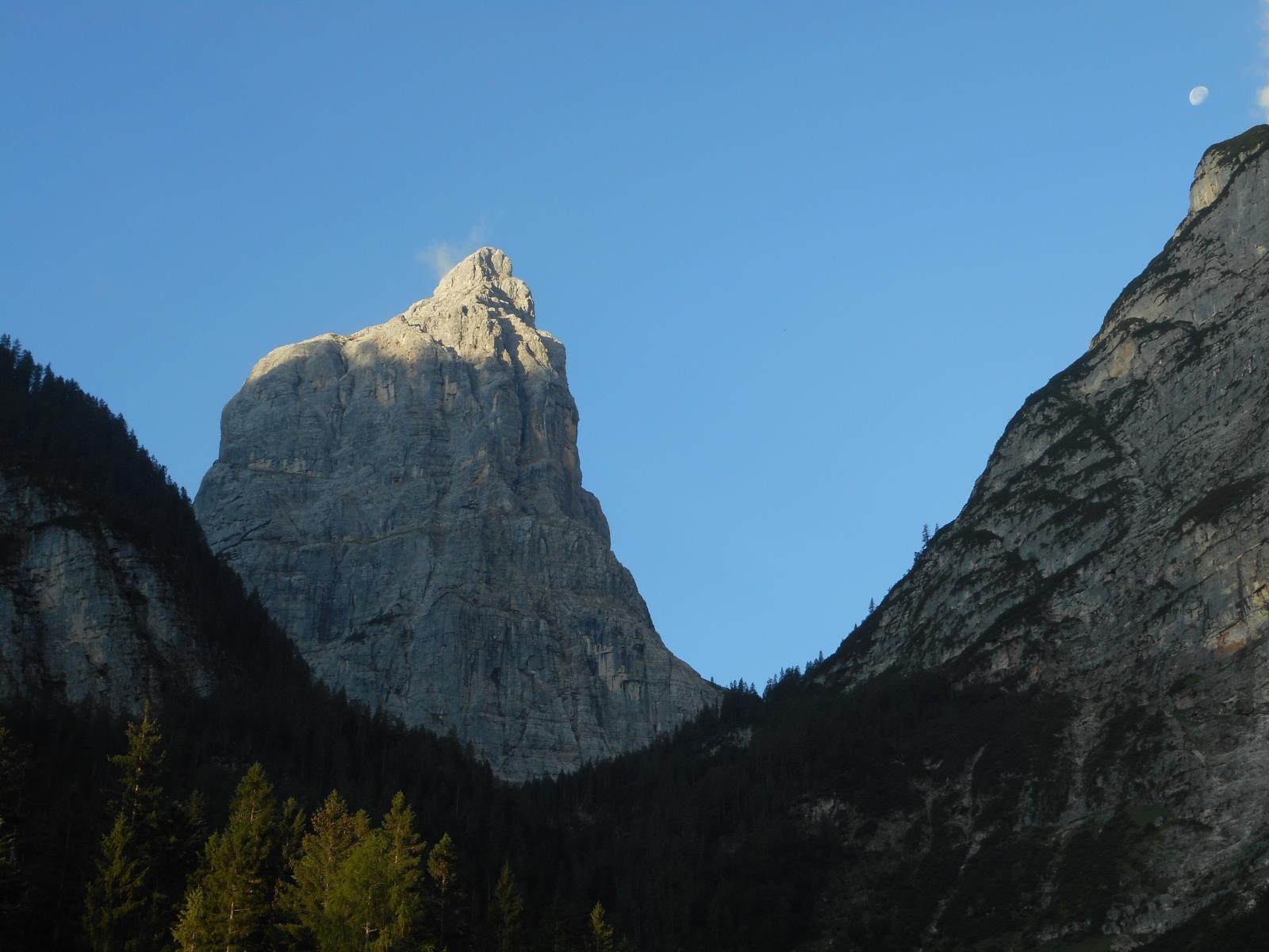 La Torre, au pied de la Forcla Grande