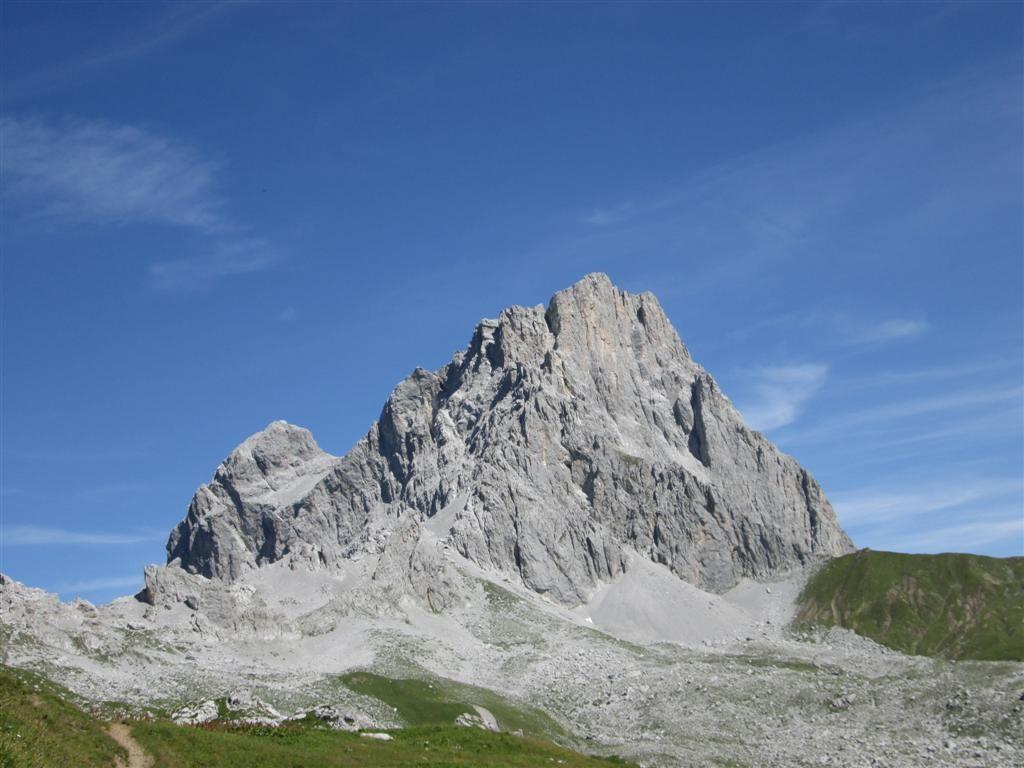 Le Sulzfluch (2817m)