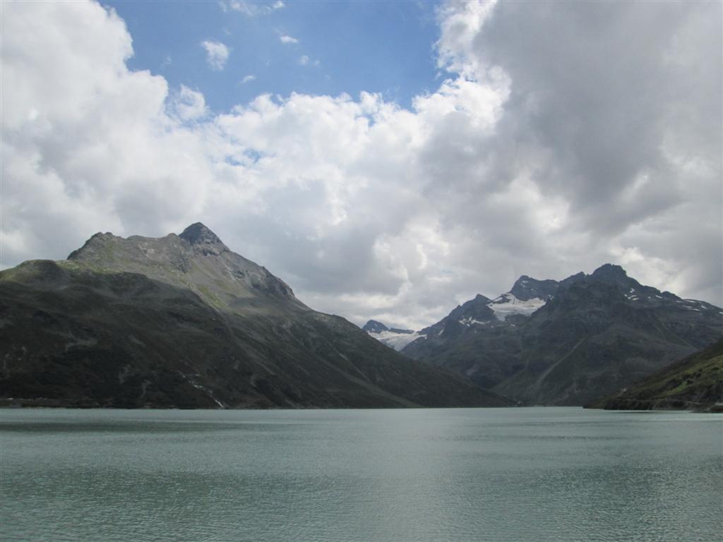 Grand barrage de la Silvretta (2032m)