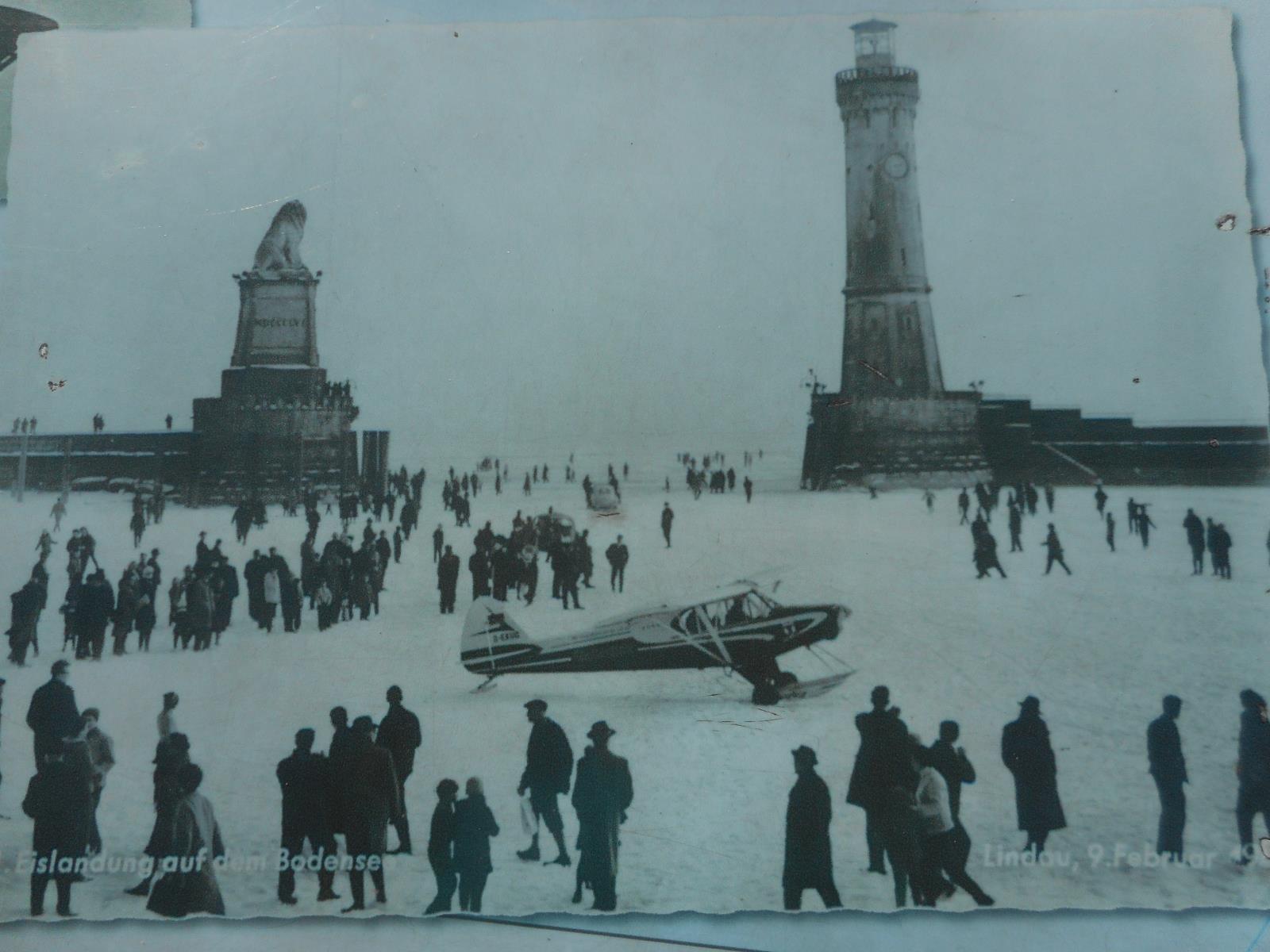 Le même, hiver 1956