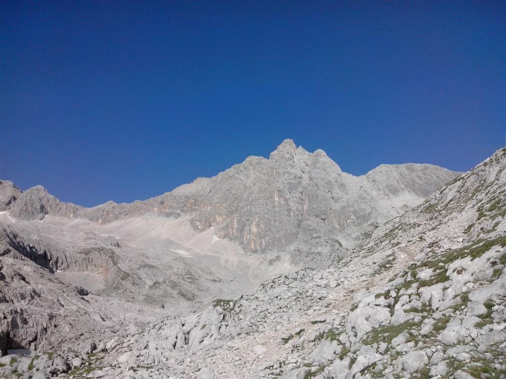 Le LeutacherdreitorSpitze (2689m)