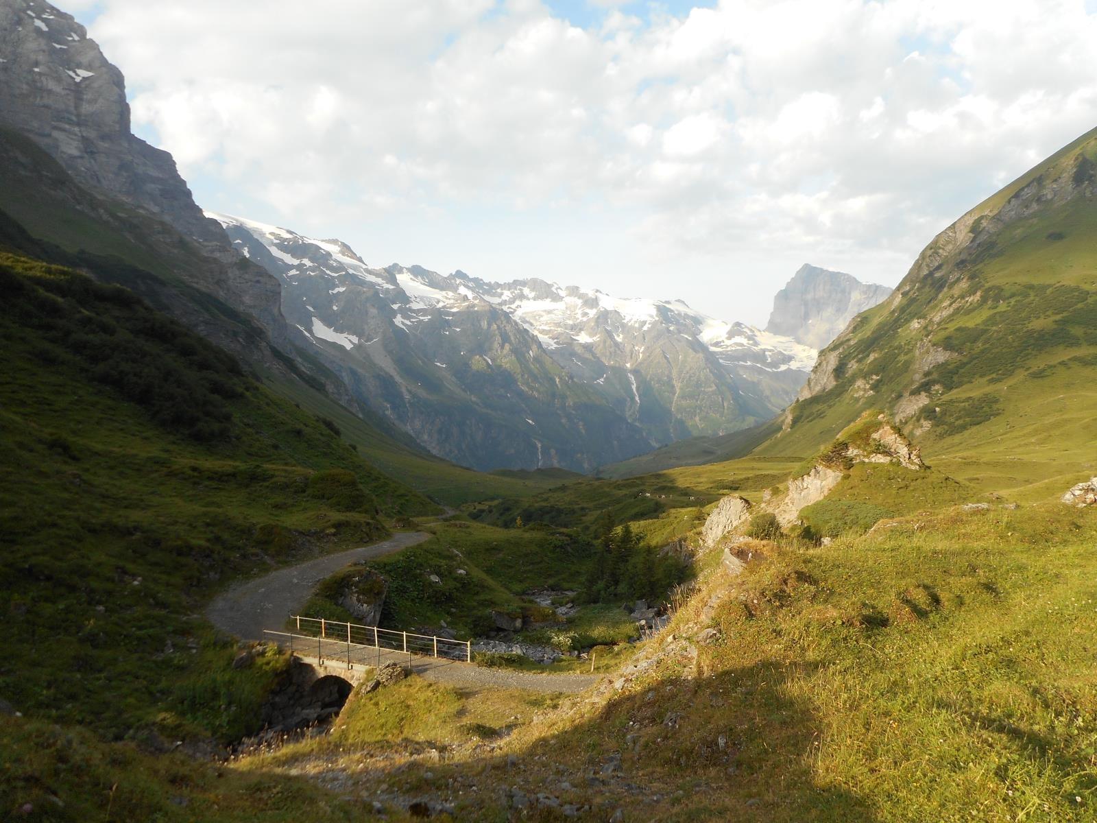 Montée vers le Surenenpass (2291m)