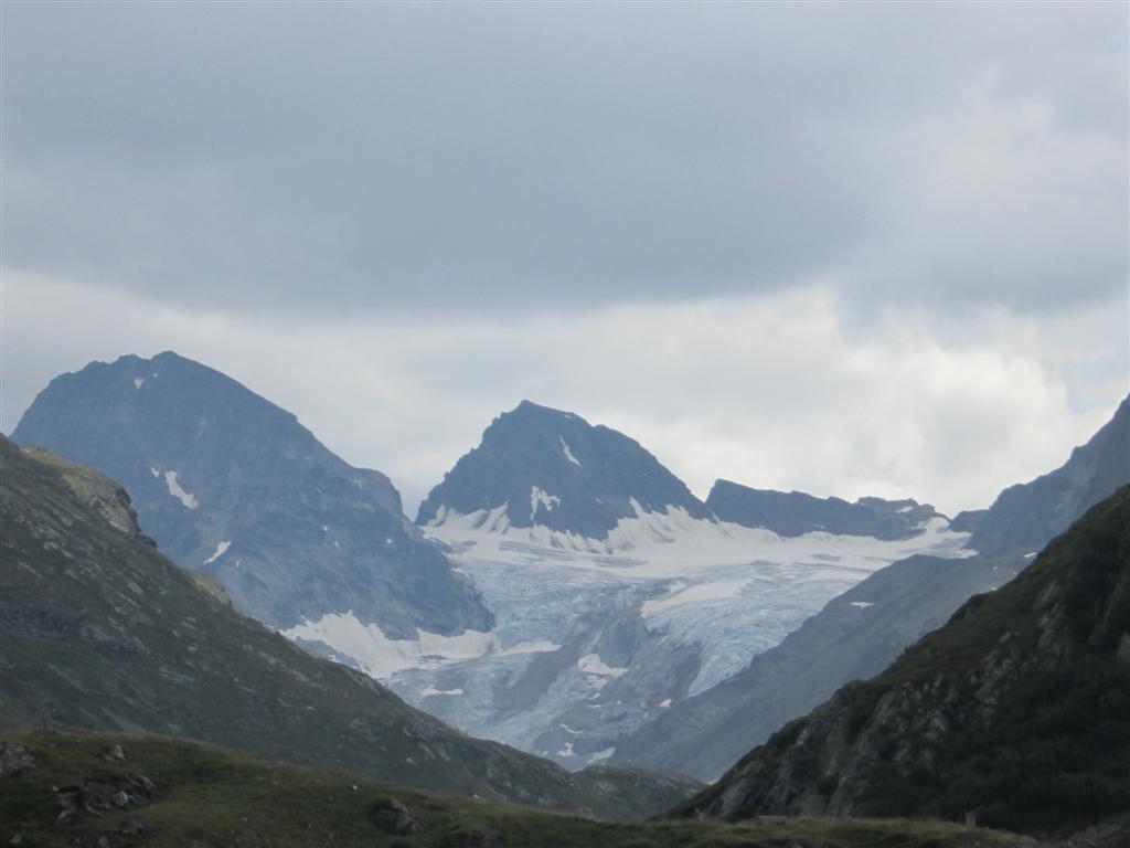 Glacier de la Silvretta