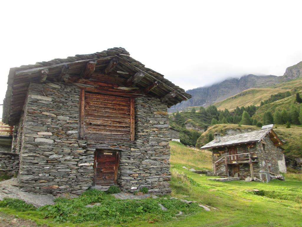 Alpe Borghetto (1897m) - Lieu de Bivouac