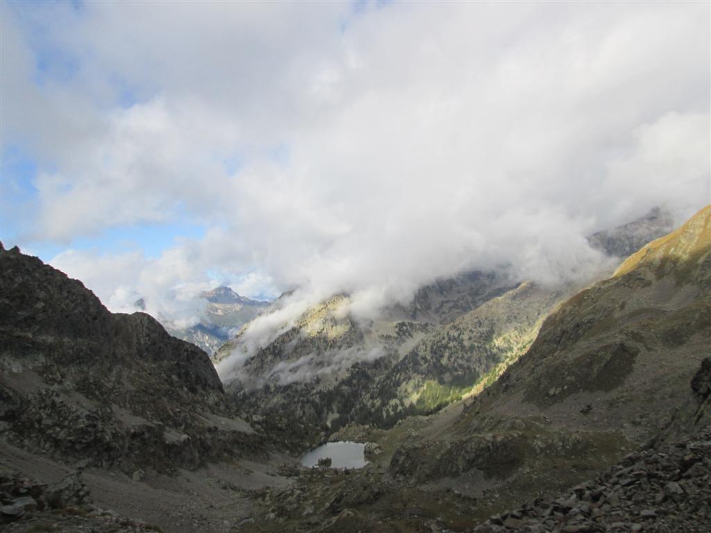 Lac de Trécolpas (2150m)