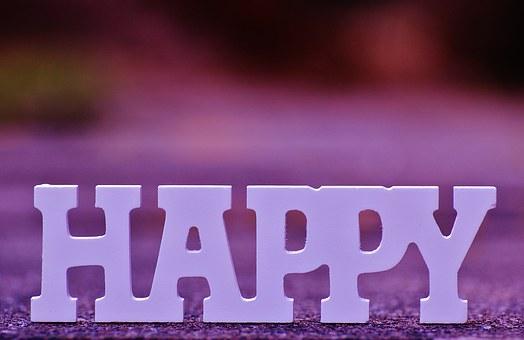HAPPYのロゴ