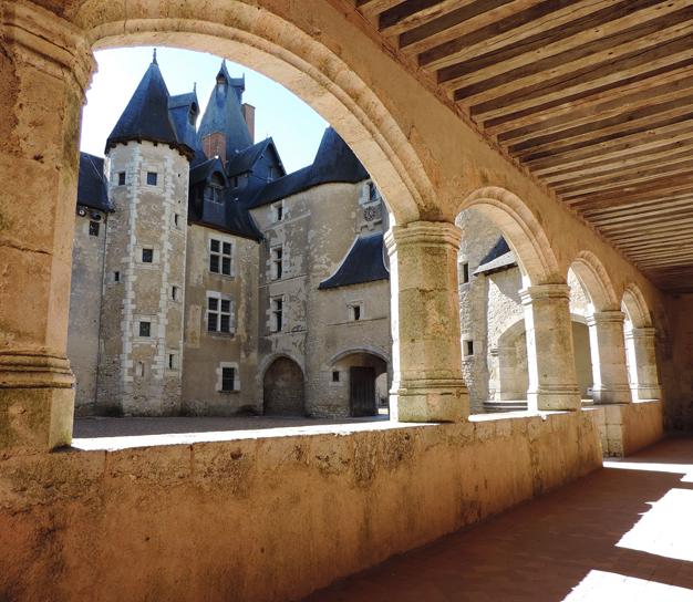 Le Champ du Pré - Chambre d'hôtes Sologne Val de Loire - A visiter près de chez nous : le château de Fougères-sur-Bièvre