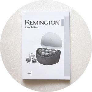 Remington Heißwickler Bedienungsanleitung