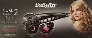 babyliss c1300e curl secret ionic 2 Verpackung