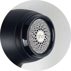 GHD Air Haartrockner Lufteinlassfilter im Mandala-Design