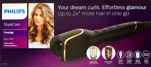 Philips Curler Verpackung