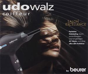 Verpackung Beurer-Udo Walz P2 2000, Udo Walz Fön P2 2000, Beurer Fön