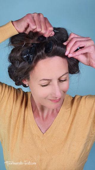 mehr volumen fürs haar, volumen in den haaren