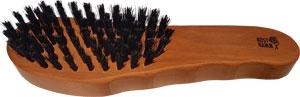 Kost Kamm Haarbürste Wildschweinborsten mit 7 Reihen
