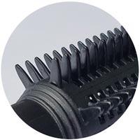 Braun Satin Hair 3 Airstyler Kleine Styling-Rundbürste 23 mm mit festen Kunststoffborsten