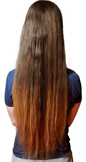 sehr lange Haare ... haarbürste test