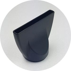 schmale Stylingdüse Udo Walz Föhn mit 0,8 cm Breite