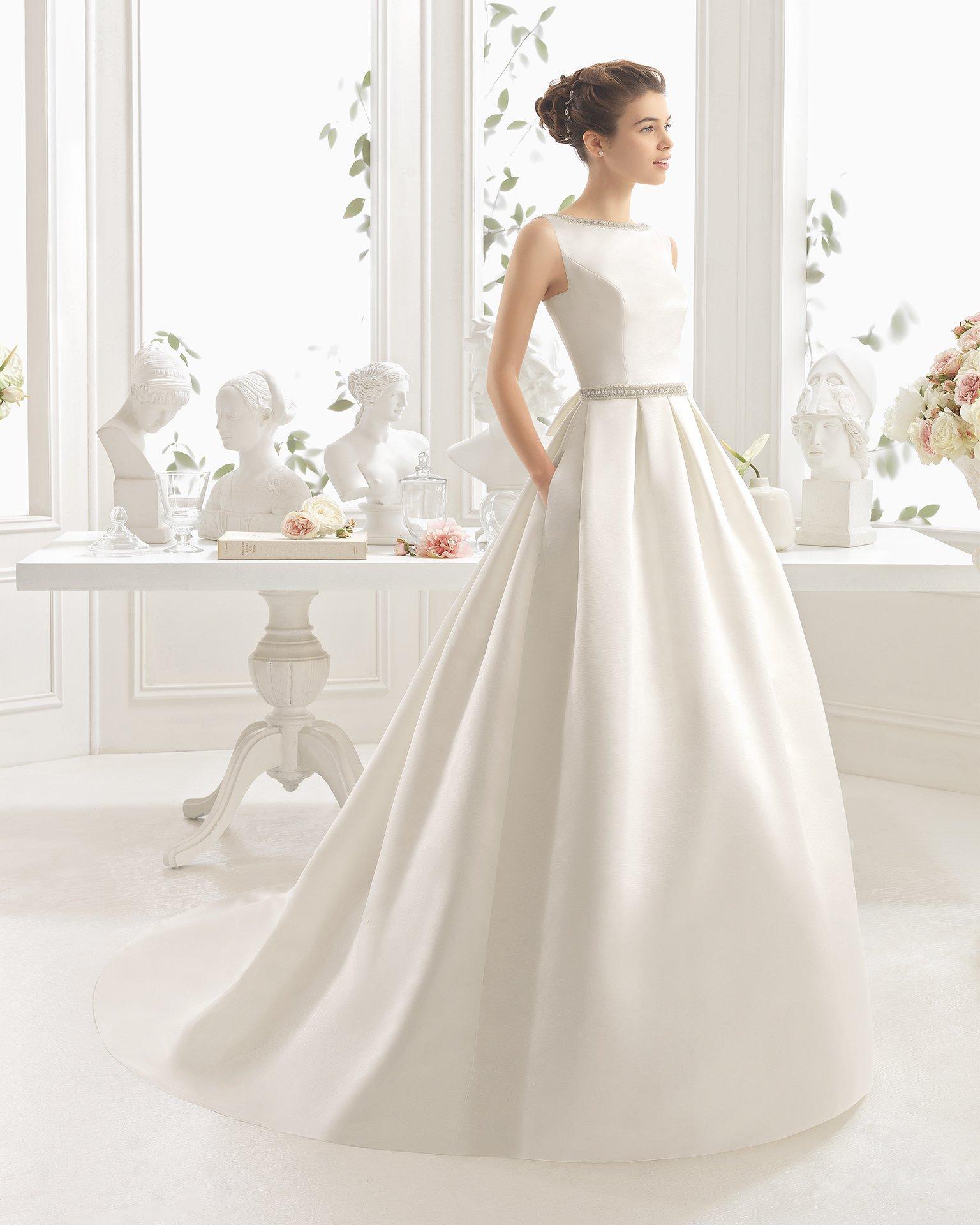 L abito da sposa - Benvenuti su ralucaweddingblogger! 41ec9915b17