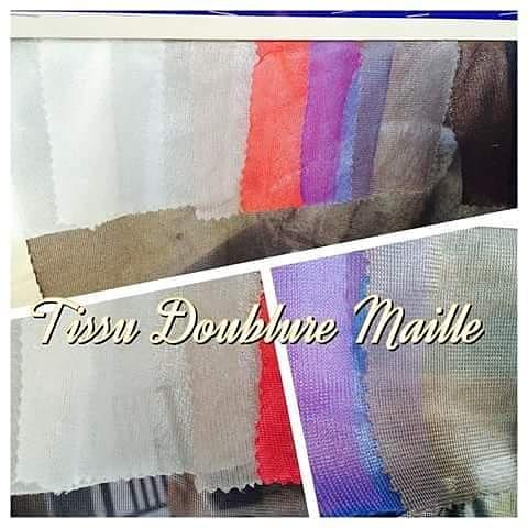 vente de tissu  en gros  pour doublure charmeuse pour doubler une robe de soirée