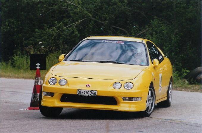 Slalom Bure 2004