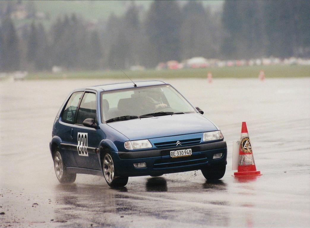 Slalom Saanen 1997