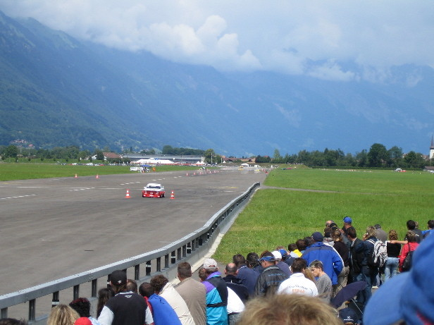 Slalom Interlaken 2005