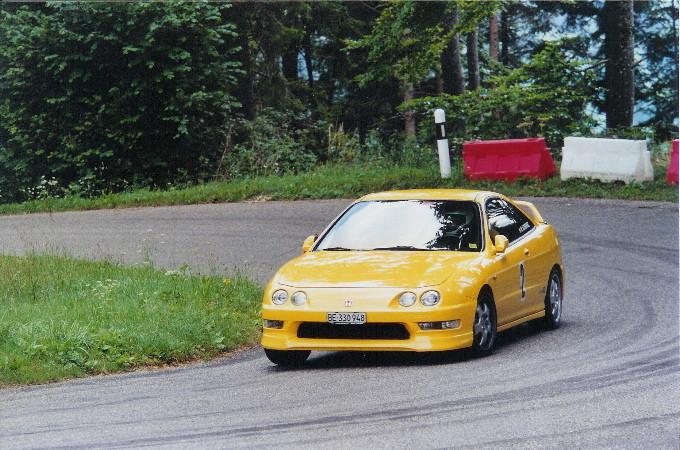 Sur la Croix 2003
