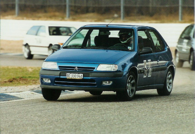 Lizenzkurs Hockenheim 1997