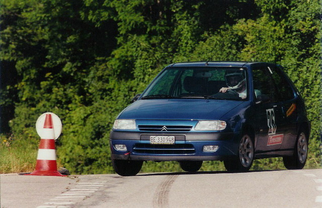 Slalom Romont 1997