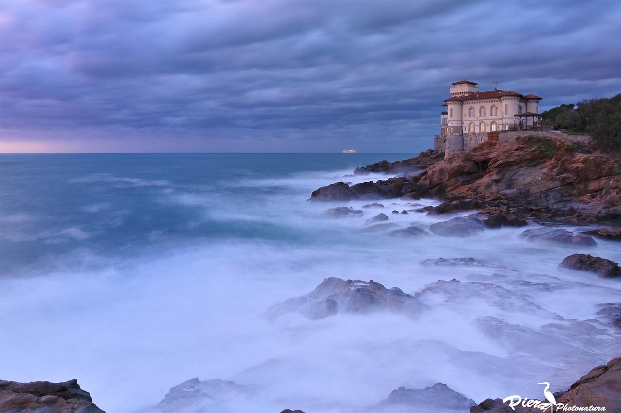 Livorno - Castel Boccale