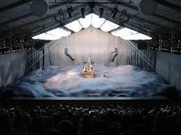 Théâtre du soleil la cartoucherie de Vincennes.