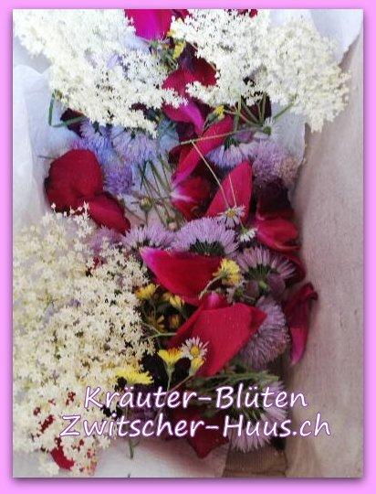Blüten für Sittiche