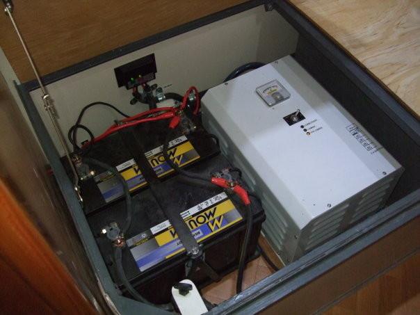 Baterias estacionarias - cargador de baterias automatico