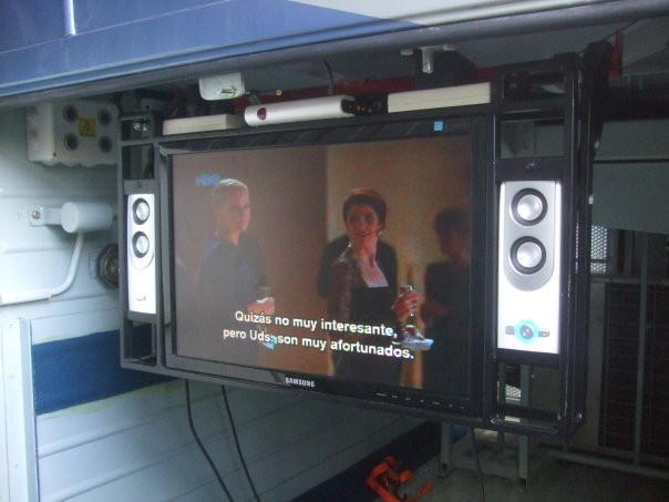 Pantalla LCD portátil