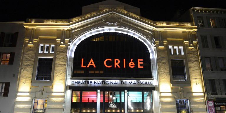 La Criée theater