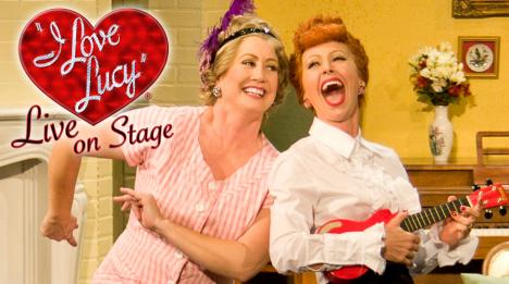 "2015 ""I Love Lucy"" Live on Stage"