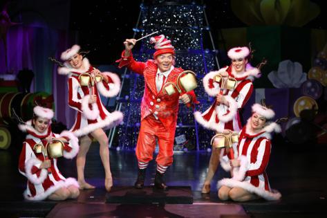 2014 Cirque Holidaze