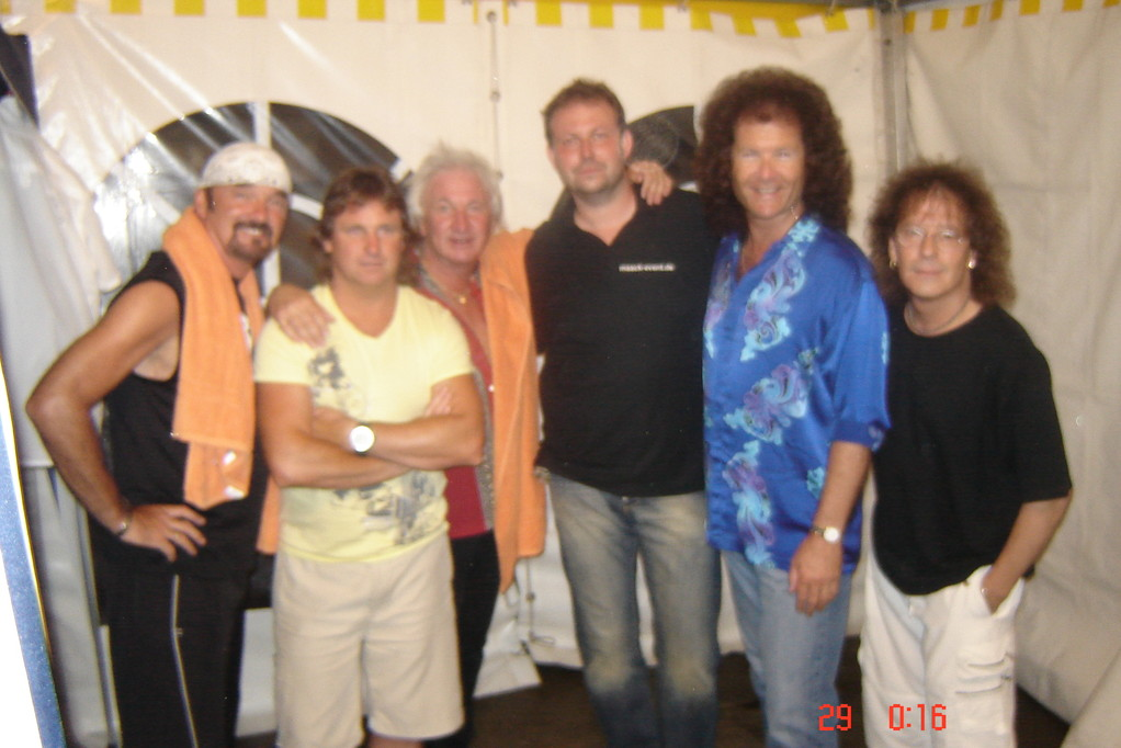 SMOKIE   ( gute Live - Band )