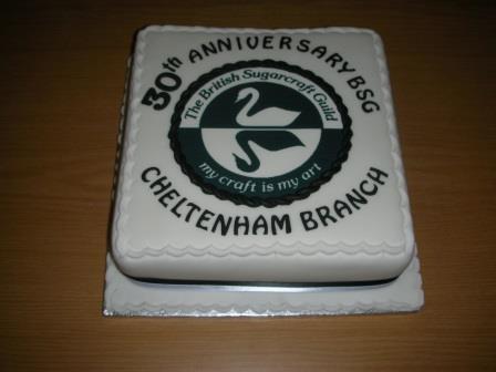 30th Birthday cake by Jan Minett