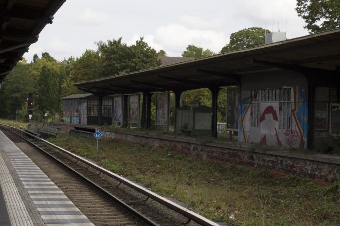 Immer wieder hatte es Ideen gegeben, die alte Bahnstrecke zu nutzen. - Foto: Nándor Hulverscheidt