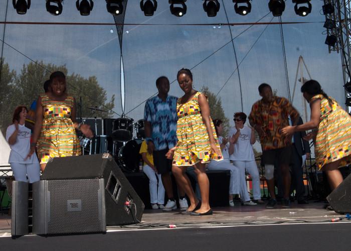 Afrikatage 2011