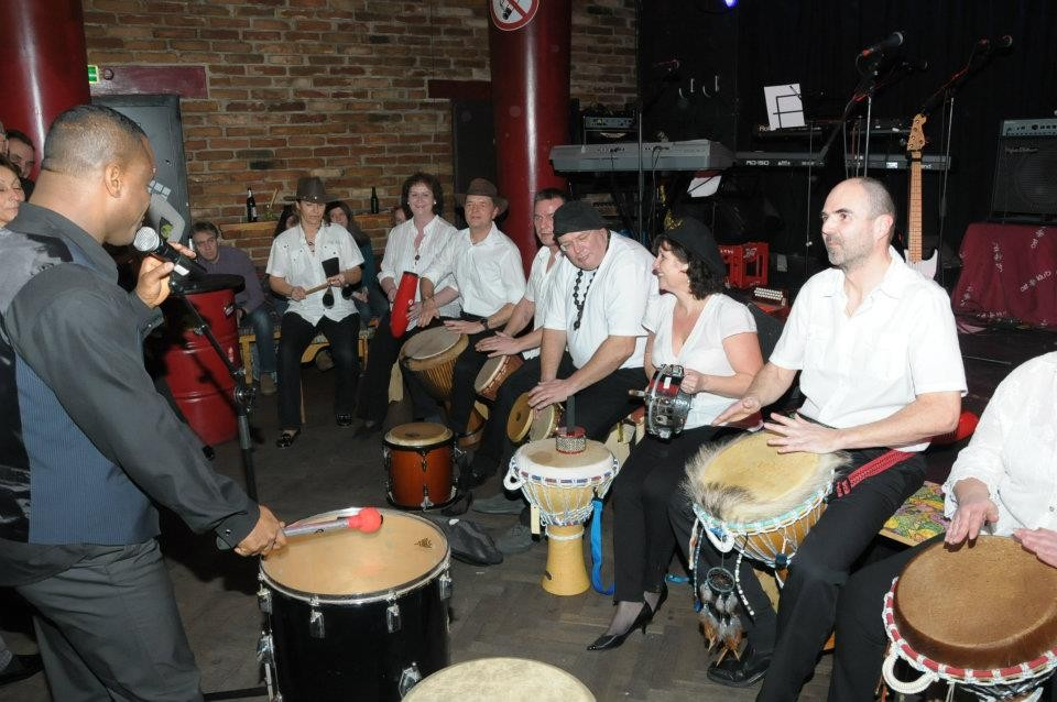 Vienna´s Latin Jam Sessions 2012 by José Ritmo - SECOND EDITION