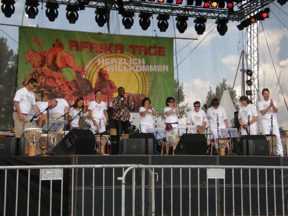 Afrika-Tage 2012
