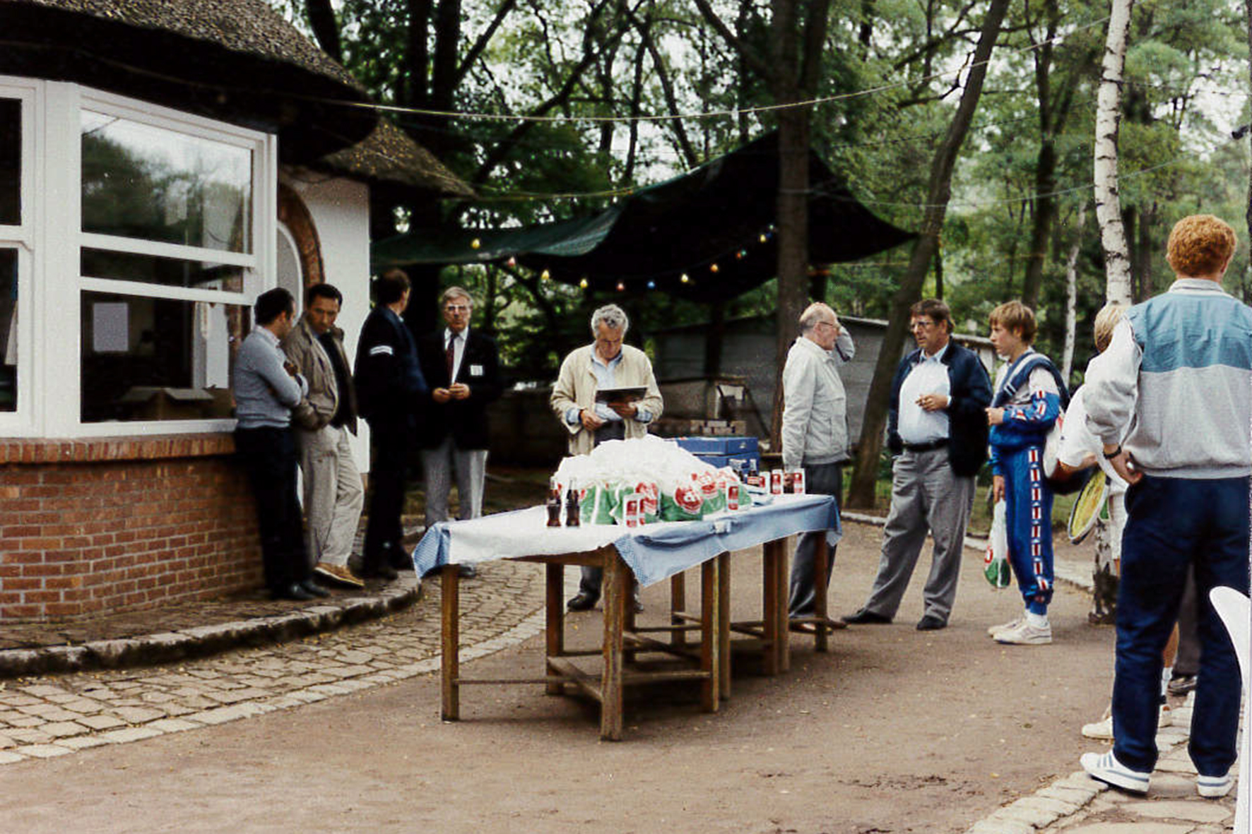 Cup Carl Gantois 1986