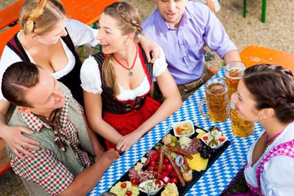 Dirndl Tracht Oktoberfest