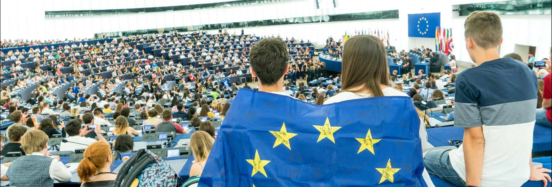 Ευρωπαϊκή Εκδήλωση Νεολαίας 2021