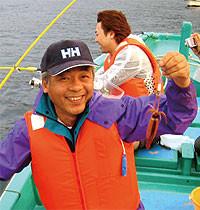 ケンケン漁
