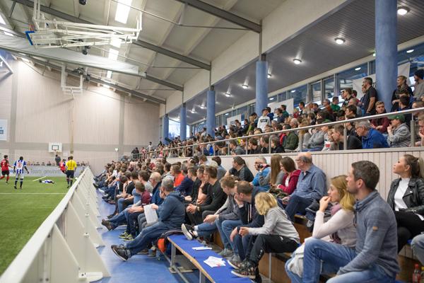 welcome-net GmbH, Stuttgart, Eventagentur, Süddeutschland, Hallenmasters, Sport-Event, Zuschauertribüne
