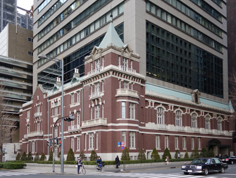 東京銀行集会所